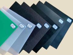 双光面HDPE膜