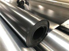1mm双光面HDPE防渗膜